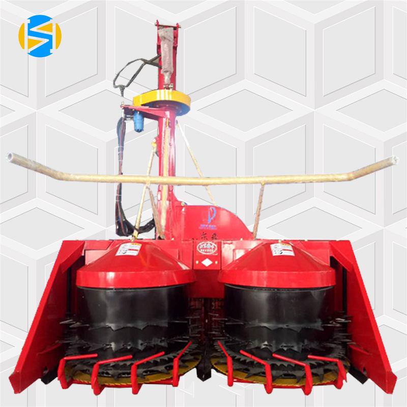 2.3米大型自走式收割效率高青贮机价格犇牛青贮机
