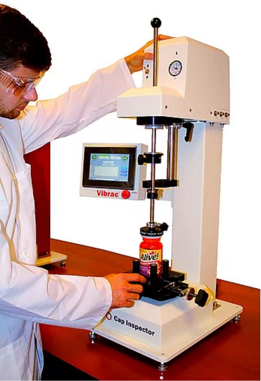 美国Vibrac全自动瓶盖扭力仪扭矩仪