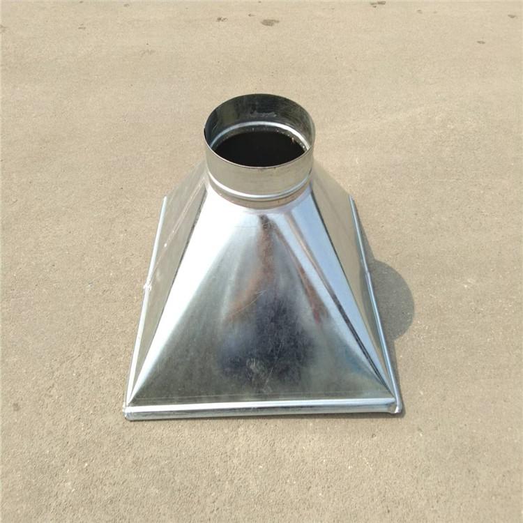 廣州圓形耐壓排氣螺旋風管廠家加工風管配件天圓地方