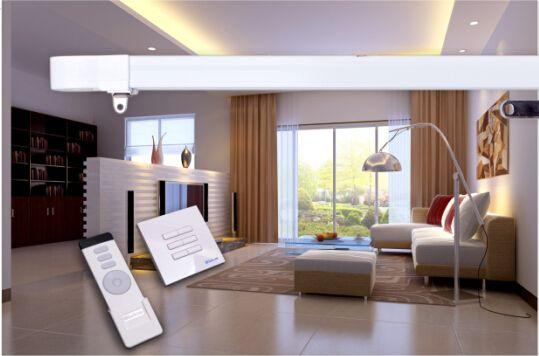 电动窗帘面料及长度有哪些选择?