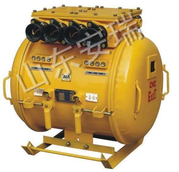 矿用QBZ2-80SF隔爆型双电源真空电磁起动器报价