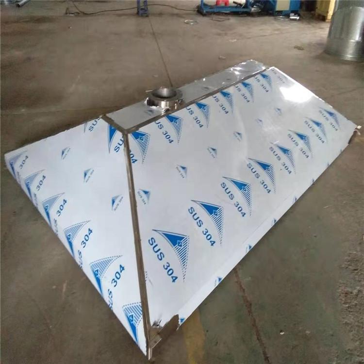 螺旋風管優質供應商 專業生產不銹鋼風管配件集塵罩