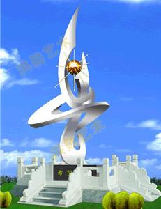 雕塑A淮北不锈钢雕塑A淮北艺术不锈钢雕塑造型生产厂家