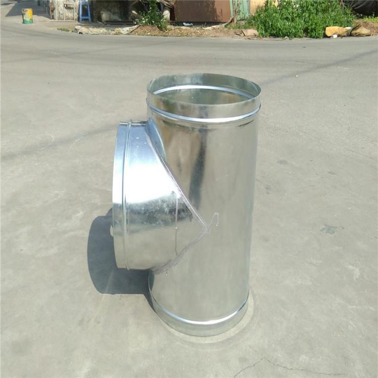 通暢螺旋風管廠 專業白鐵皮通風管道價格