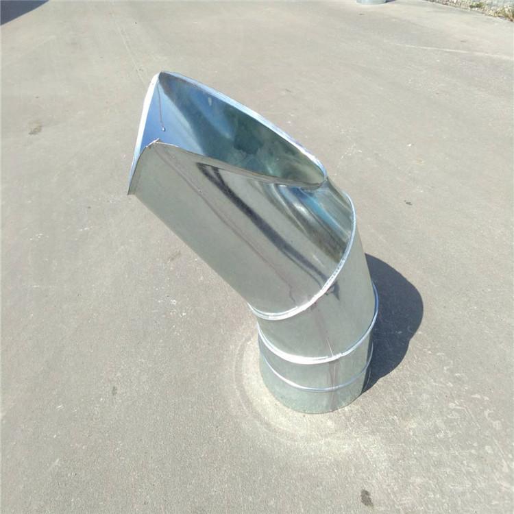 螺旋風管加工生產廠家 通暢白鐵皮加工廠