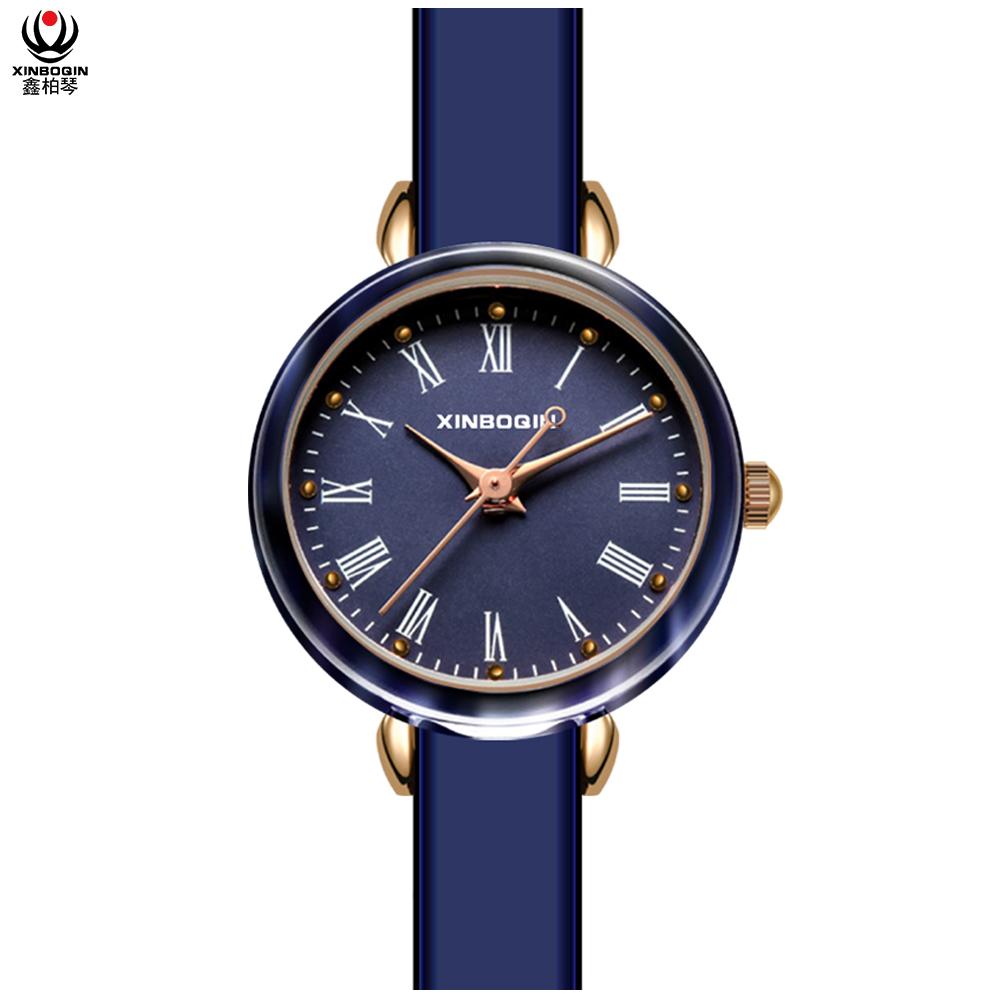 鑫柏琴深圳钟厂时计树脂个性化畅销女士手表免费样品