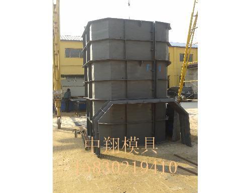 化糞池鋼模具市場環境/水泥化糞池模具節約能源