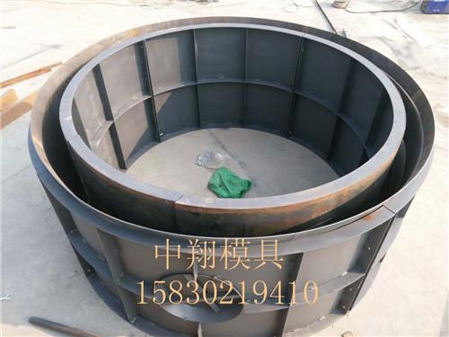 化糞池鋼模具安裝須知/水泥化糞池模具