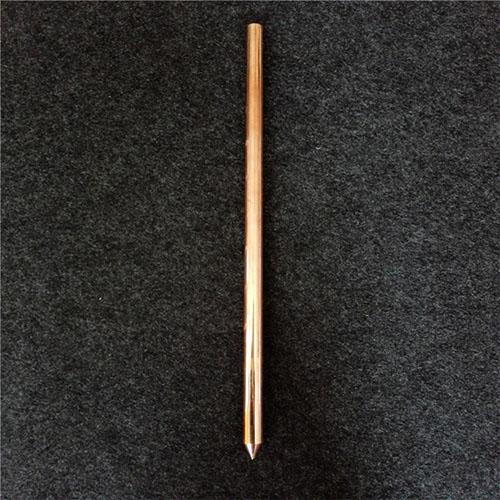 新疆銅包鋼接地棒的使用特點