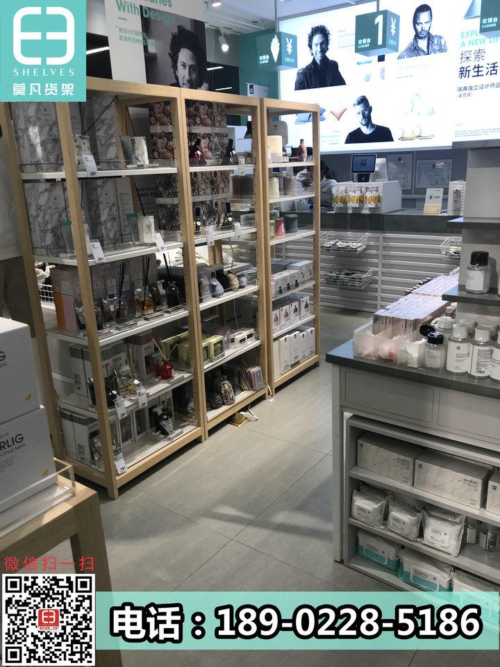 如何诺米开一家生态饰品店,诺米货架,NOME家居店货架,伶俐货架