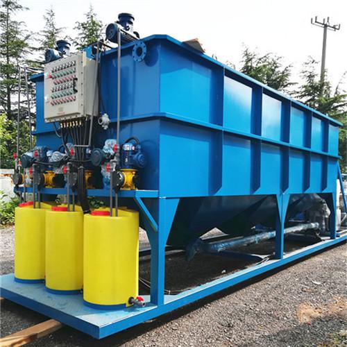 铝合金清洗废水处理设备_电镀污水处理设备