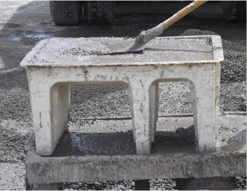 中翔電纜槽鋼模具品質優等/水泥電纜槽模具廠家熱賣