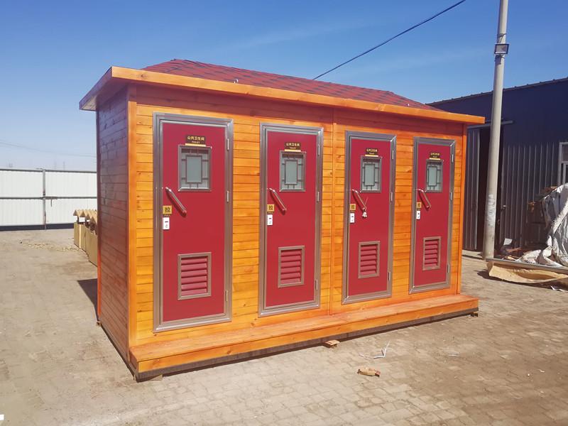 高山景区移动厕所、免水移动厕所、移动厕所厂家