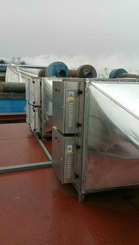 桐乡市专业治理各类工业废气治理工程设计安装提供第三?#20132;?#35780;检测