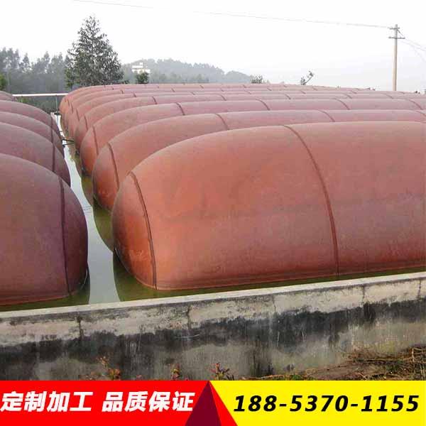 厂家供应高品质红泥软体沼气袋的安装方法及优点