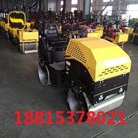小型压路机报价 座驾式双轮压路机济宁压路机生产厂家
