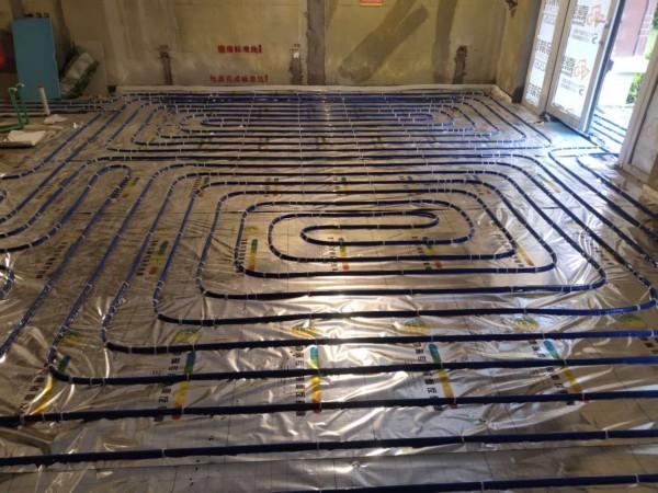 无锡威能地暖安装条件和工艺