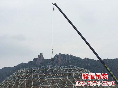 郴州毅恒设备吊装真诚为您吊车租赁及吊装