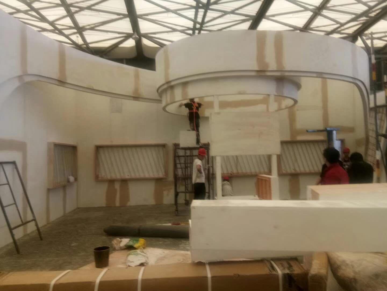上海展台搭建设计服务