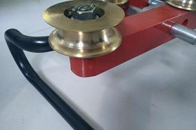 廠家直銷鐵路架空導線調直機技術專業 證書齊全