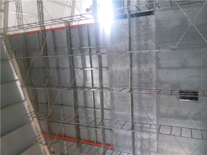 纤维水泥复合板抗爆墙防爆墙专业定做厂家河北昊天