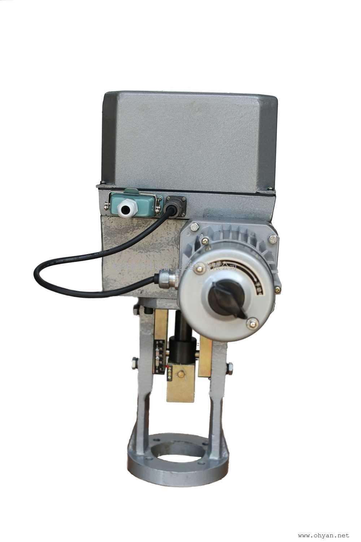 DKZ-310CX龙8国际式电动执行机构DKZ-410