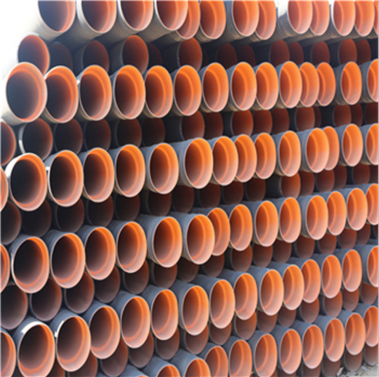 高密度聚乙烯(HDPE)打孔波纹管     西安