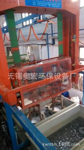 环保黑锌机械手钝化设备/生产线 奥宏环保