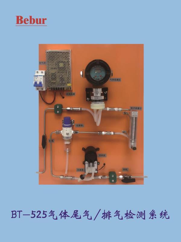 英国(Bebur)-BT-525系列臭氧尾气/排气检测仪,思创恒远总代!