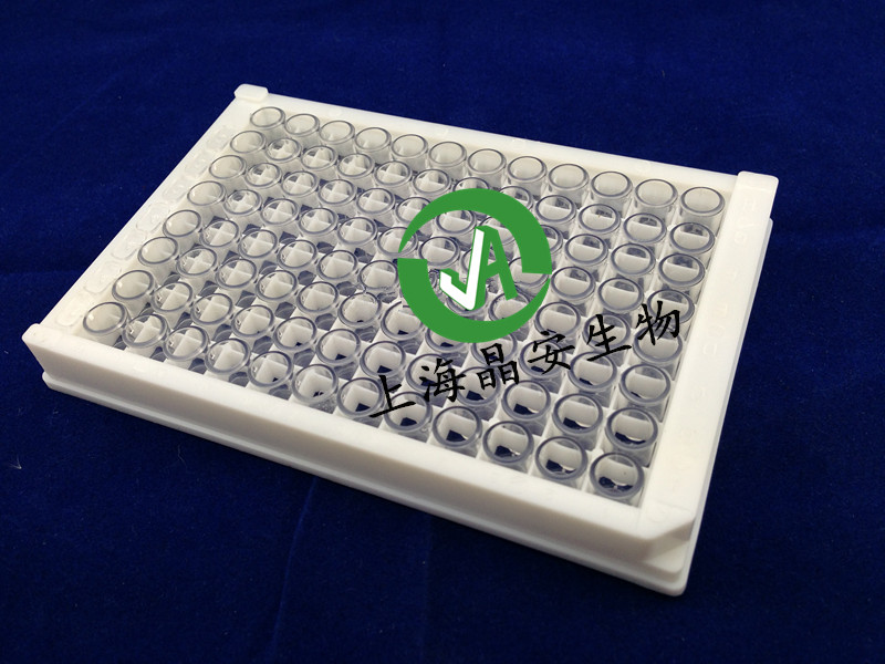 上海百千J09626石英微孔酶标板96孔石英可拆透明酶标板