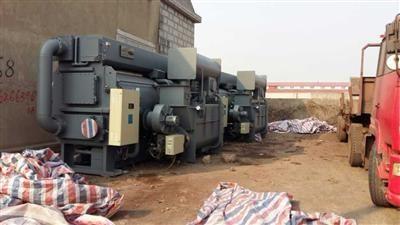 空调机组回收电话二手空调机组回收溴化锂空调回收