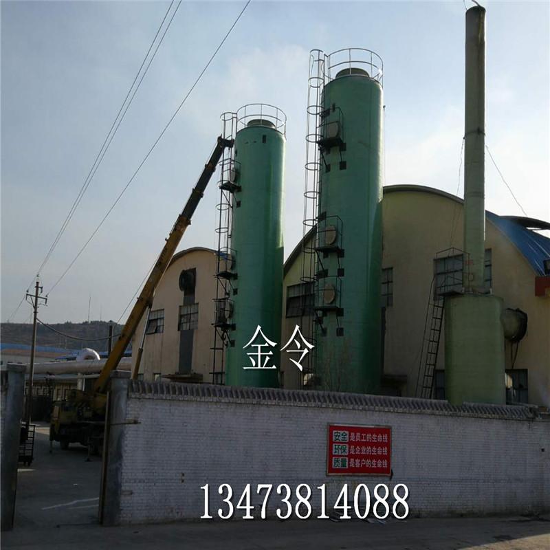 玻璃钢脱硫塔厂家湖泗镇砖厂脱硫塔整体专业制作
