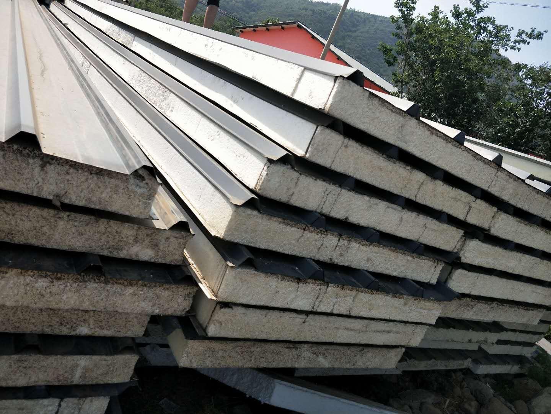 彩钢板长期回收泡沫彩钢板回收北京地区彩钢板回收