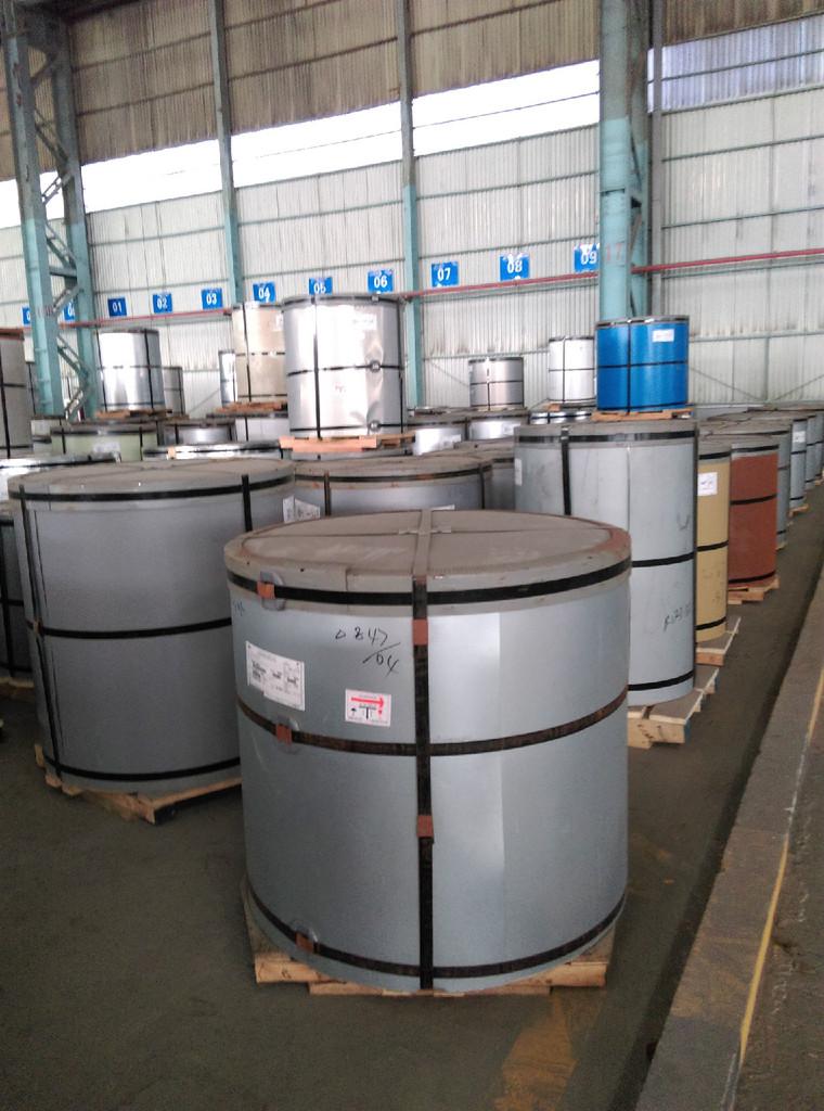 上海寶鋼海藍5001彩鋼板