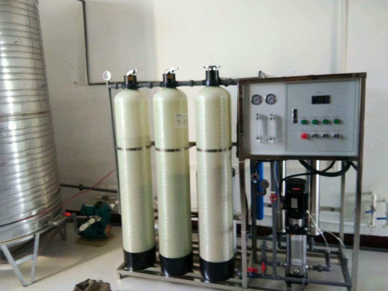供應0.5噸純水設備