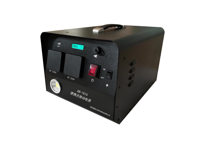 青島國瑞廠家直銷 GR-7010型多功能移動電源 便攜式逆變電源
