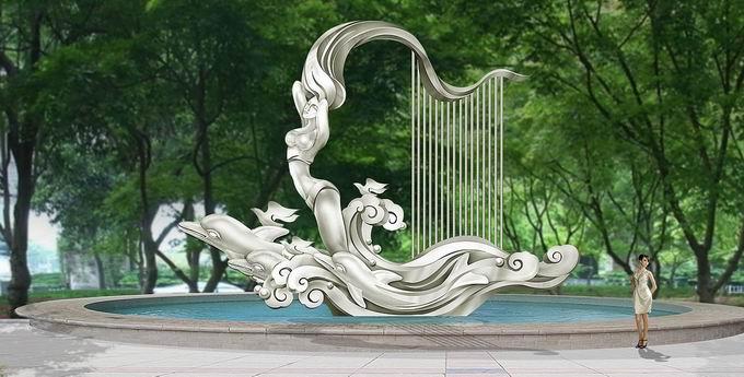 雕塑景观设计,重庆雕塑公司