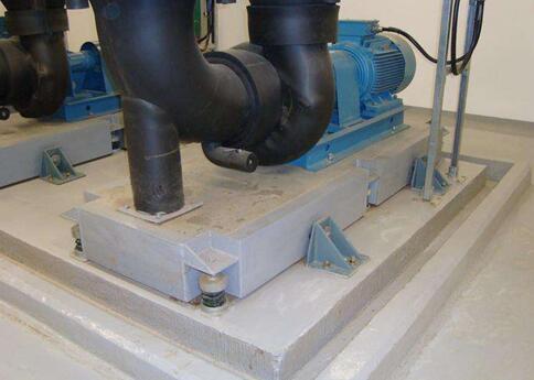 水泵减震降噪治理,水泵噪音处理