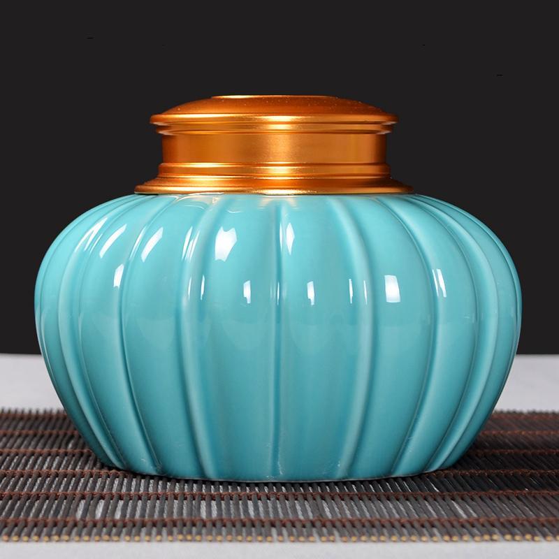 陶瓷茶叶罐供应批发厂家