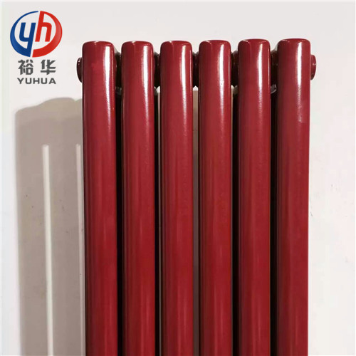 GZ203钢二柱散热器样本下载(安装、规格、参数、加工)—裕圣华品牌