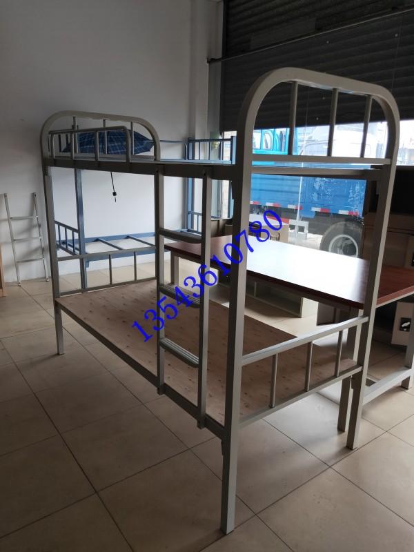 定制上下鋪鐵架床員工上下床工廠鐵架床