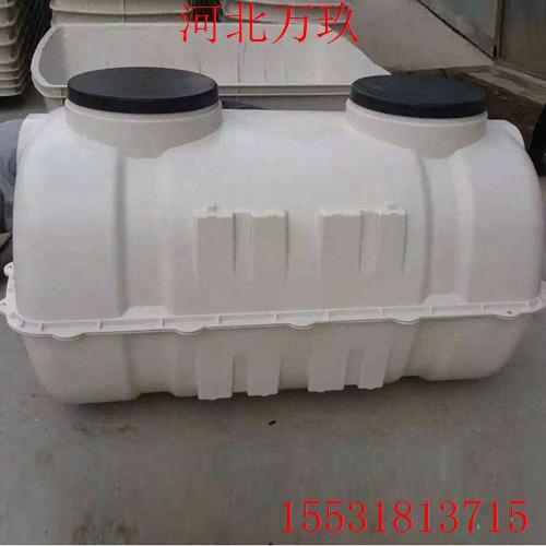 农村二格化粪池伊犁万玖提供农用二格化粪池性能优良