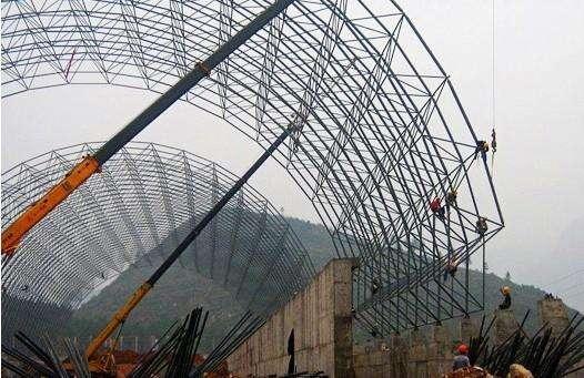 山东济南网架加工厂、山东济南螺栓球网架公司、山东济南焊接球网架公司
