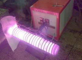 锚杆档杆加热锻造加热电炉