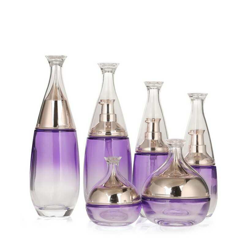 化妆品包装瓶生产厂家 化妆品膏霜瓶生产厂家 玻璃瓶生产厂家