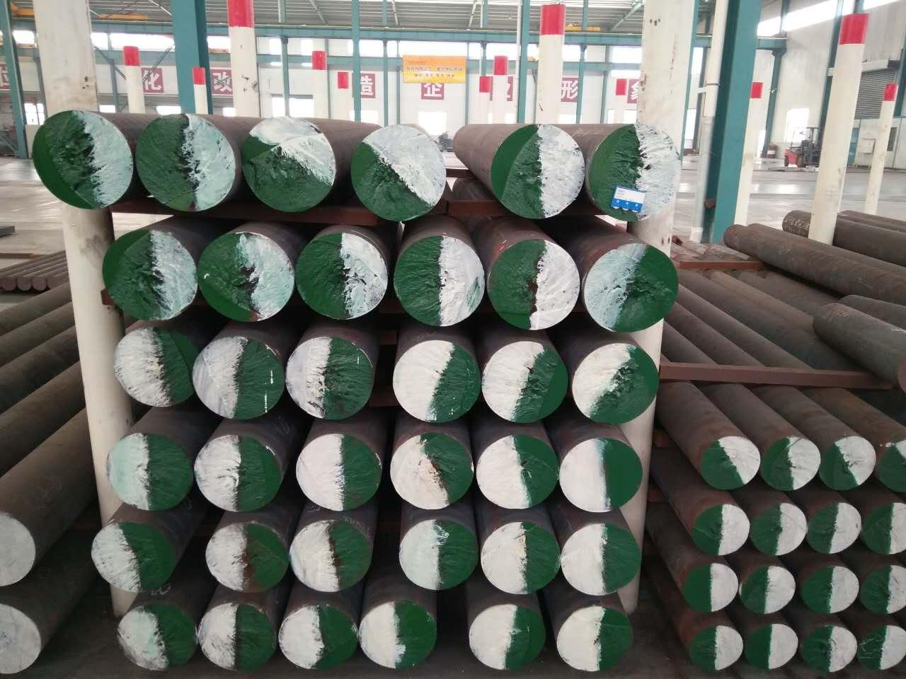 廠家直銷高強度球墨鑄鐵 QT600-3球墨鑄鐵實心棒