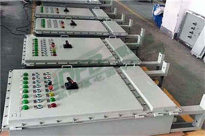 BSG防爆配电柜 防爆电源柜 防爆控制柜 防爆动力柜