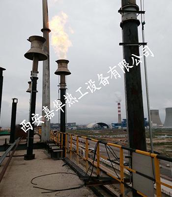 發生爐煤氣放散火炬點火裝置設備的安裝