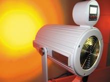 德國威伐光紅外輻照治療裝置750