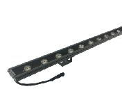 LED洗墻燈 24W低壓DC24V金黃光洗墻燈 24WDMX512外控洗墻燈